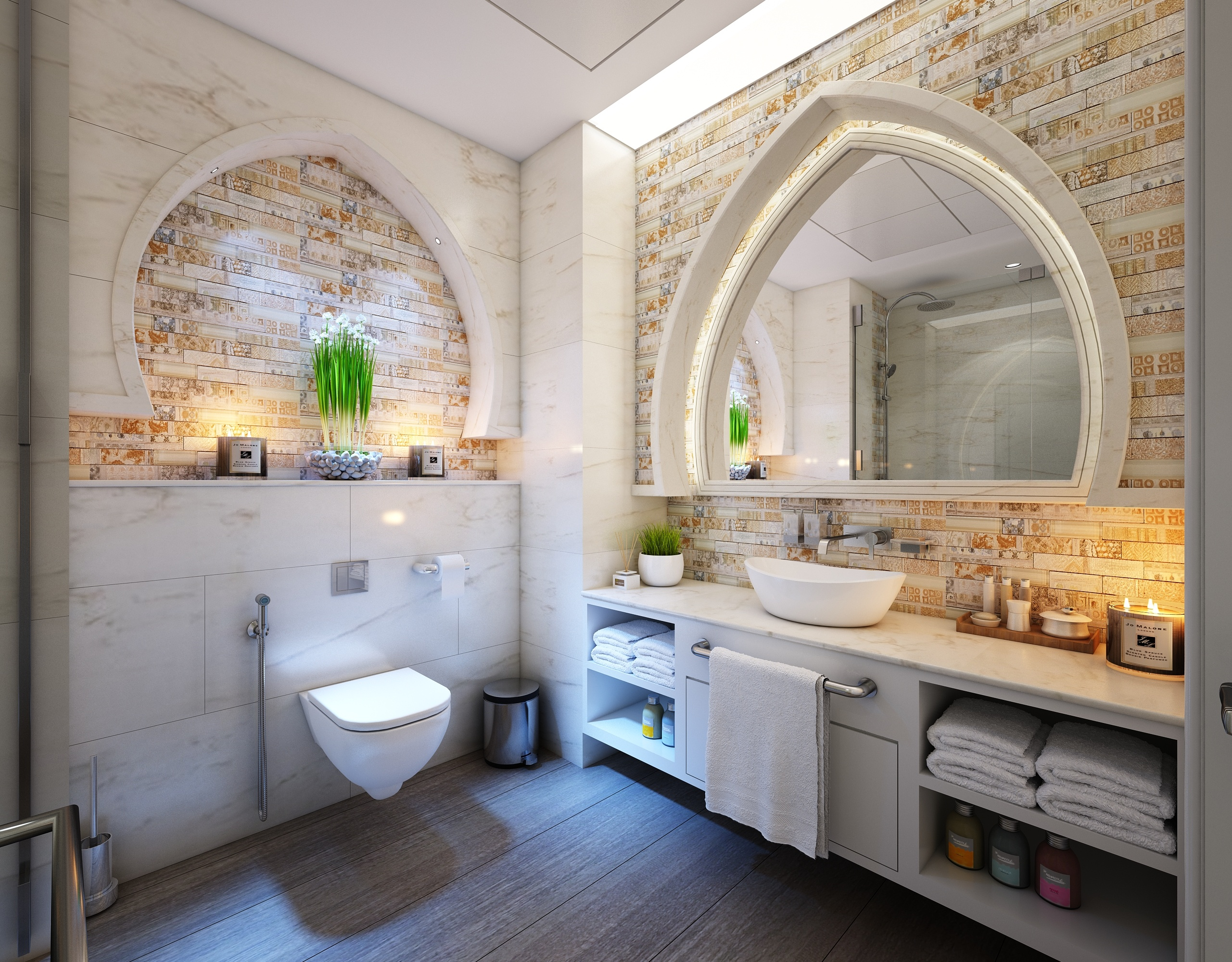 3 Budget-Friendly Bathroom Makeovers